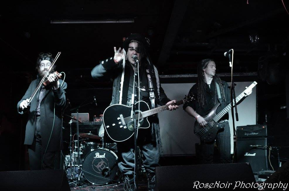 The Filthy Spectacula at Renaissance Alternative Music Festival 2015
